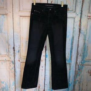 🧸5/$25 DKNY distressed velvet jeans